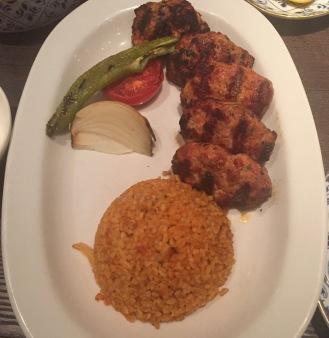 Chicken Beyti