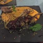 Sweet Potato and Lamb