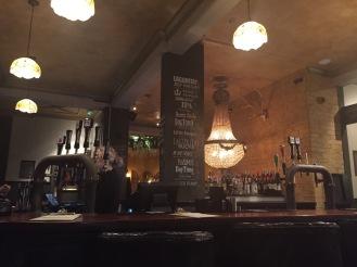 Prince of Peckham - Bar Area