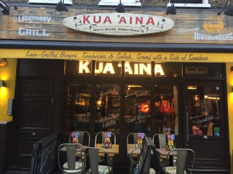 Kua'aina Restaurant